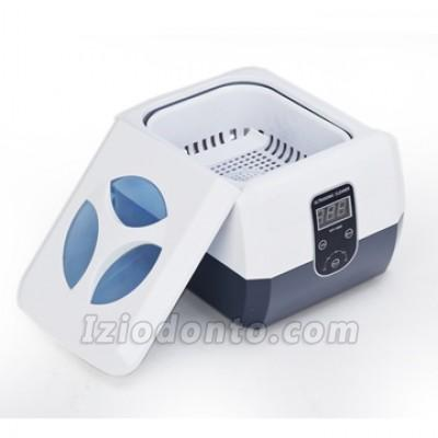 Digital Ultrasonic Cleaner1.3L VGT-1200H limpador ultra-sônico Com Aquecedor