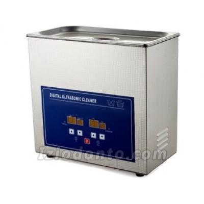 JeKen® 6.5L Digital Ultrasonic Cleaner PS-30A com com Temporizador e Aquecedor
