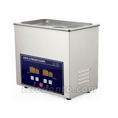 JeKen® 3.2L Digital Ultrasonic Cleaner PS-20A com temporizador e aquecedor